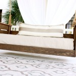 Outdoor Retreat Bed Swing